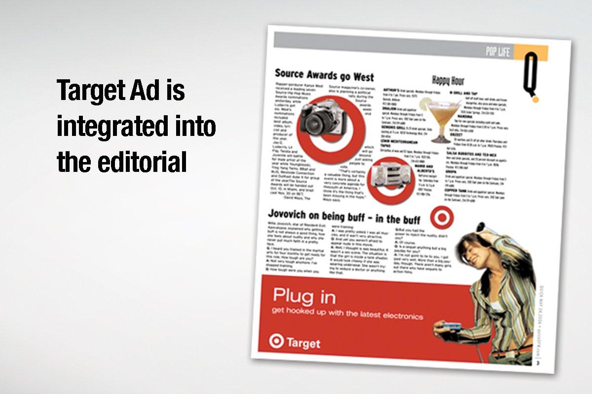 editorial ad