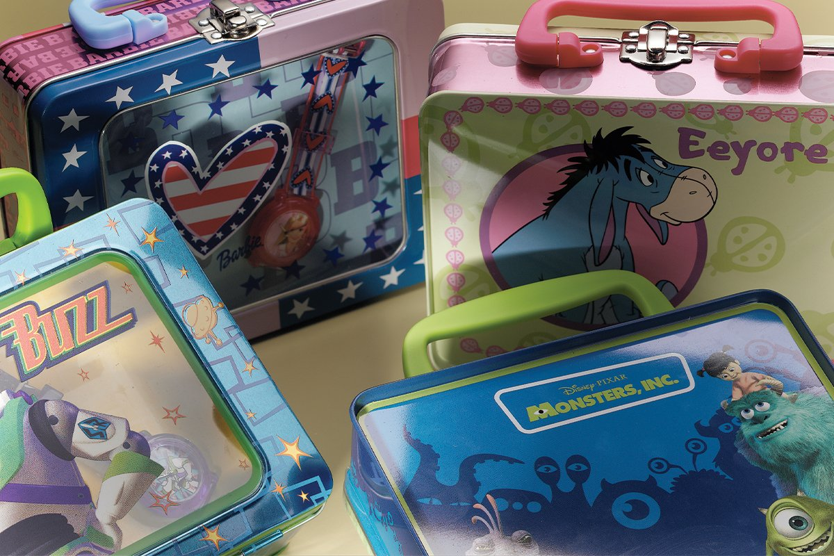 lunchbox tins